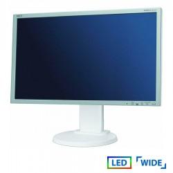 Used Monitor E231W LED/NEC/23/1920x1080/wide/White/Grade B/D-SUB & DVI-D