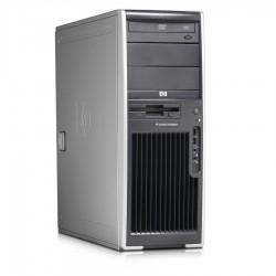 HP xw4600 Tower C2D-E8500/4GB/250GB/Κάρτα Γραφικών/DVD Grade B Workstation Refurbished PC