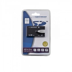 ALL IN ONE USB 2.0 CARD READER EA129