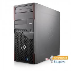 Fujitsu P700 Tower i3-2100/4GB DDR3/500GB/DVD/7P Grade A+ Refurbished PC