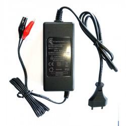 Φορτιστής μπαταριών μολύβδου AC230V 14.4VDC 4 A Αυτόματος