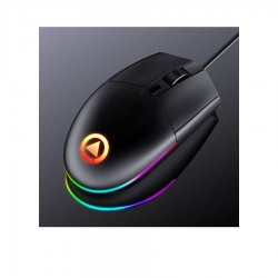Gaming mouse 3D μαύρο w/7 colors lighting effects G3SE