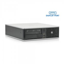 HP DC7900 SFF C2D-E8400/4GB DDR2/80GB/DVD Grade A Refurbished PC