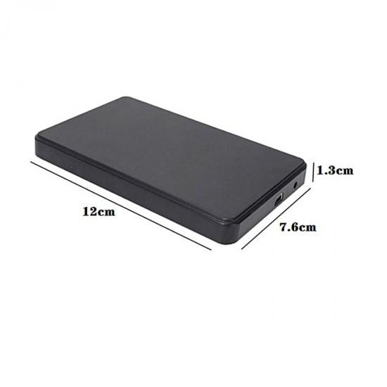 Enclosure USB 2.0  HDD 2,5