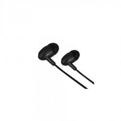 Ακουστικό με μικρόφωνο EH193K μαύρο