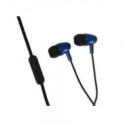Ακουστικό με μικρόφωνο EH193KB μπλε