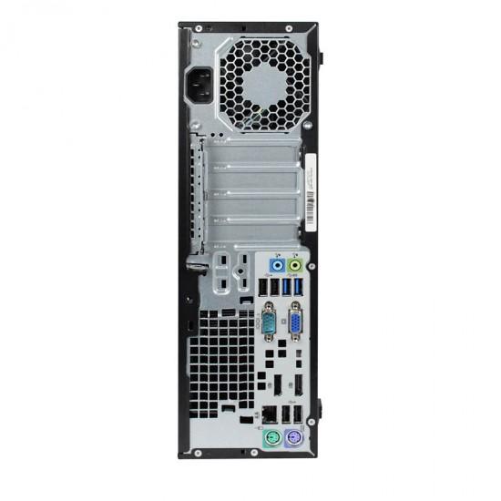 HP 600G1 SFF i3-4360/4GB DDR3/500GB/DVD/7P Grade A+ Refurbished PC