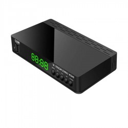 V-TECH αποκωδικοποιητής DVB-T/T2 Z2021