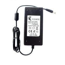 Τροφοδοτικό  CCTV Κάμερας 12V 5A