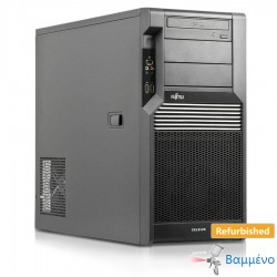 Fujitsu Workstation Celsius M470 Tower Xeon W3503/4GB DDR3/320GB/Nvidia 256MB/DVD/7P Grade A Refurbi