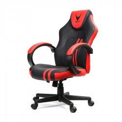 Varr Gaming Chair Slide  Μαύρο Κόκκινο