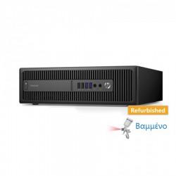 HP 600G2 SFF i3-6100/4GB DDR4/1TB/DVD/7P Grade A Refurbished PC