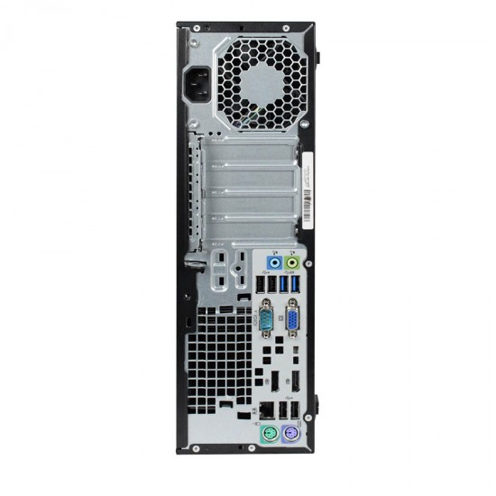 HP 600G2 SFF i5-6500/8GB DDR4/128GB SSD/DVD/10P Grade A+ Refurbished PC