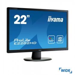 Used Monitor PL2282HD TFT/iiyama/22/1600x900/Wide/Black/VGA & DVI-D