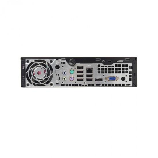 HP 8300 USFF i3-3220/4GB DDR3/250GB/DVD/7P Grade A Refurbished PC