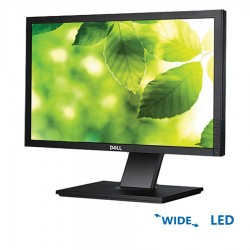 Used Monitor P2311Hb LED/Dell/23/1920x1080/wide/Black/D-SUB & DVI-D & USB HUB
