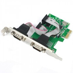 PCI Express Serial Card 2port
