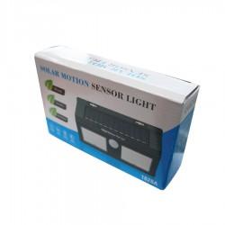 Ηλιακό Επιτοίχιο φωτιστικό / προβολέας LED με ανιχνευτή κίνησης