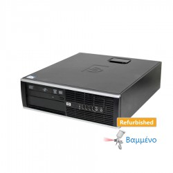 HP 8100 SFF i3-550/4GB DDR3/250GB/DVD Grade A Refurbished PC