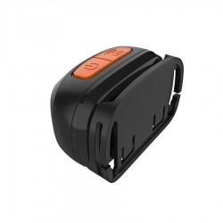 Φακός κεφαλής LED 3W 90LM Επαναφορτιζόμενος Platinet PHL2882