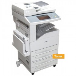 Lexmark Used MFP Printer (Α-) Α3 X860de Δικτυακό Laser Mono. Πολυμηχάνημα ( με toner).