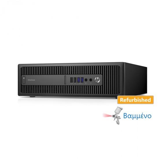 HP 800G1 SFF i3-4130/4GB DDR3/320GB/DVD/7P Grade A Refurbished PC