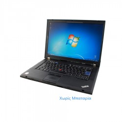 Lenovo T500 C2D-P9400/15.4