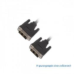 USED Καλώδιο Dvi (18+1) M/M χωρίς  συσκευασία