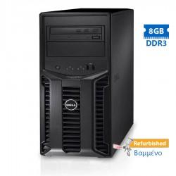 Dell PET110 Tower i3-540/8GB DDR3/2X500GB/DVD Grade A+ Refurbished PC