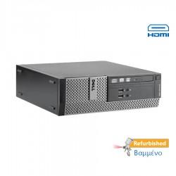 Dell 3010 SFF i3-3240/4GB DDR3/500GB/DVD/7H Grade A+ Refurbished PC
