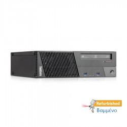 Lenovo M83 SFF i5-4570/4GB DDR3/500GB/DVD/7P Grade A+ Refurbished PC