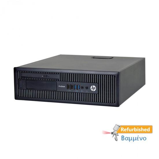 HP 400G1 SFF i3-4160/4GB DDR3/500GB/DVD/8P Grade A+ Refurbished PC