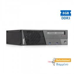 Lenovo M83 SFF i5-4570/8GB DDR3/500GB/DVD/7P Grade A+ Refurbished PC