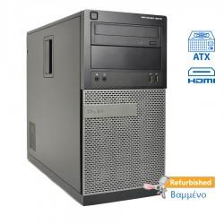 Dell 3010 Tower i3-3225/4GB DDR3/250GB/DVD/7P Grade A+ Refurbished PC