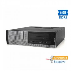 Dell 790 Desktop i5-2400/8GB DDR3/250GB/DVD/7P Grade A+ Refurbished PC