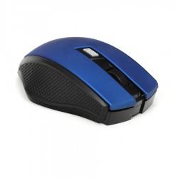 Omega Ενσύρματο Ποντίκι 1000dpi/1600dpi μπλε OM08