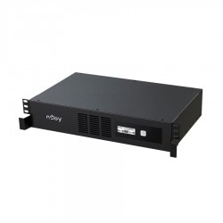 UPS 1000VA Line Interactive RACKMOUNT w/Display & AVR N-JOY LI100CO-AZ01B