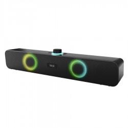 Φορητό Ηχείο Soundbar Bluetooth 10W RGB Well BRV04 (SPKR-SB-BRV04-WL)