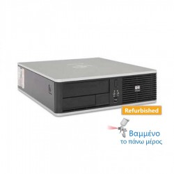 HP DC7800 SFF C2D-E6550/4GB DDR2/160GB(2x80GB)/DVDGradeA Refurbished PC