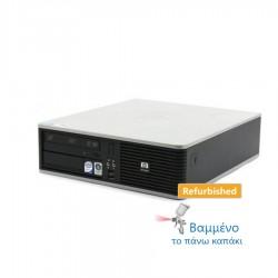 HP DC5800 SFF C2D-E8400/4GB DDR2/250GB/DVD Grade A Refurbished PC