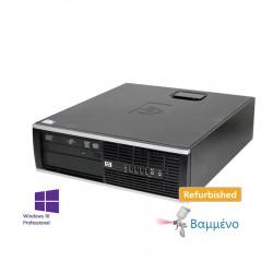 HP 6300Pro SFF i5-3470/4GB DDR3/500GB/DVD με προεγκ/μένα Win10Pro Ref. Grade B Ref. PC