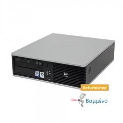 HP DC5850 SFF AMD Athlon DC-5000B@2.6GHz/4GB DDR2/160GB/DVD Grade A Refurbished PC
